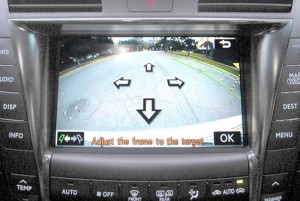 rear backup cam